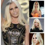 Diseñadora Donatella Versace