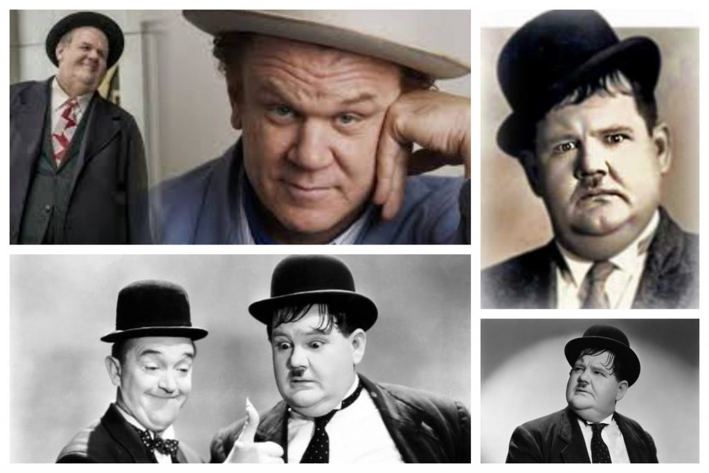 Actor Oliver Hardy el Gordo