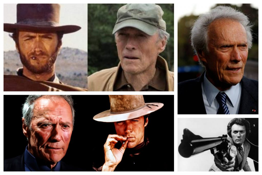 Actor Clint Eastwood