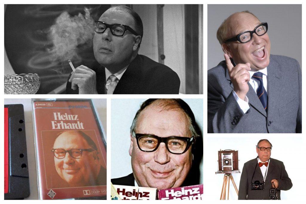 Actor y humorista Heinz Erhardt