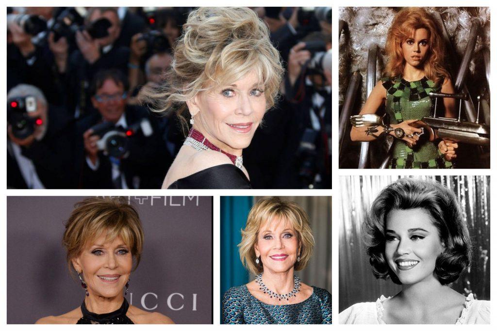 Actriz Jane Fonda