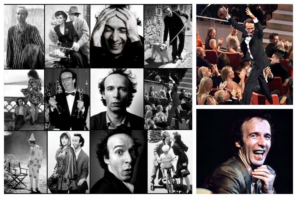 Director y actor Roberto Benigni