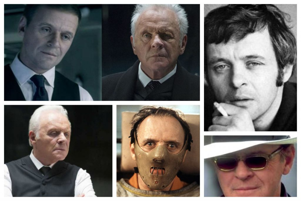 Actor Anthony Hopkins